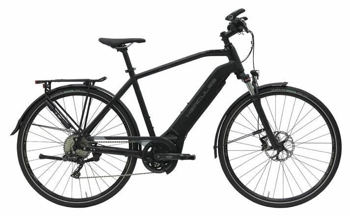 Hercules Edison Trekking e-Bike 2019