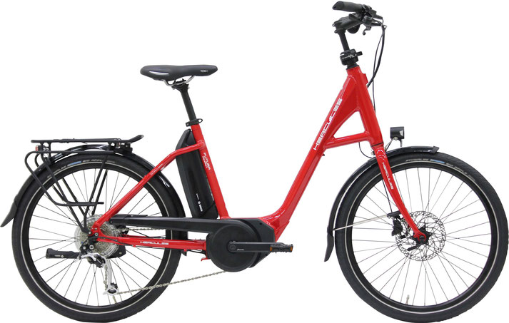 Hercules Futura Compact 8 Kompakt e-Bike - 2019
