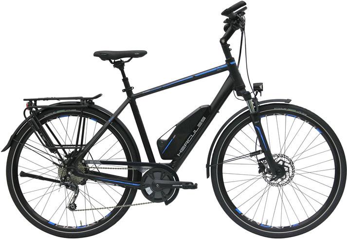 Hercules Alassio Sport 9 Trekking e-Bike - 2019
