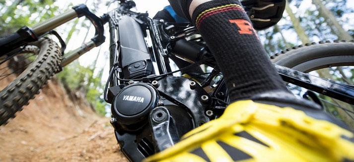 Yamaha e-Bike Antriebe