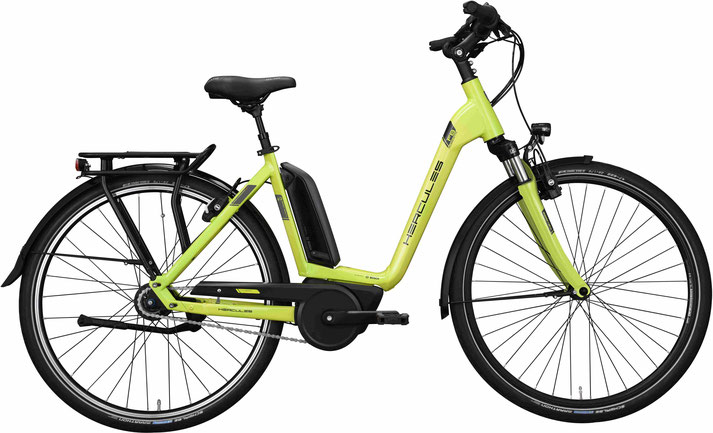 Hercules Robert/a F8 - City e-Bike - 2019