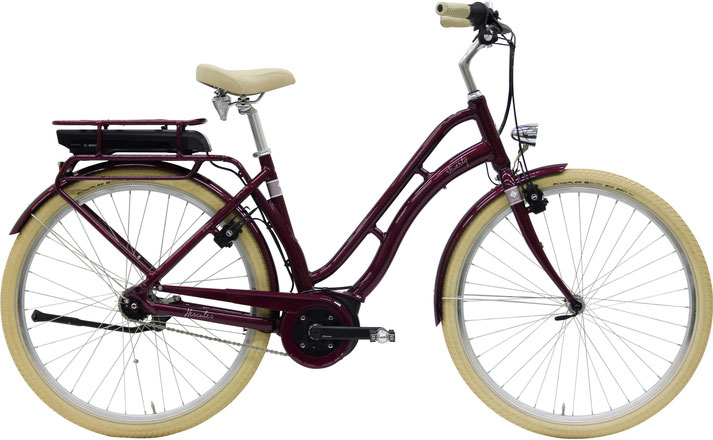 Hercules Viverty E City e-Bike 2019