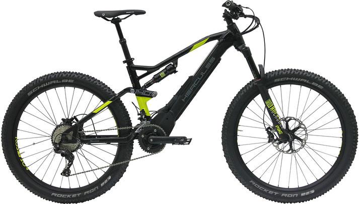 Hercules NOS FS Pro I - e-Mountainbike 2019