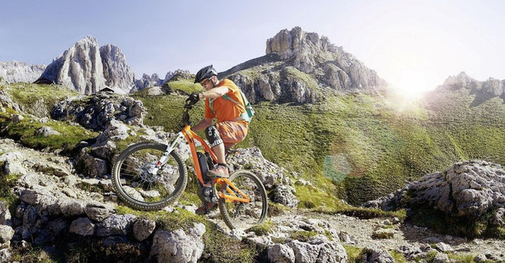 Die Bosch Performance Line CX bietet den e-Bike Antreib für alle, die die sportliche Herausforderung suchen