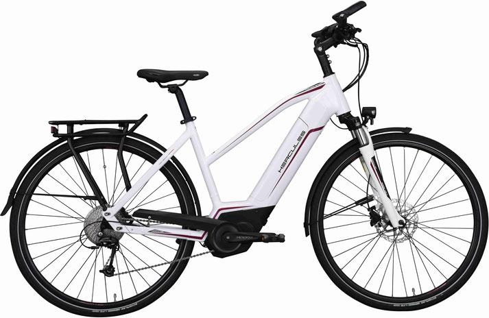Hercules Futura Sport I - Trekking e-Bike 2019