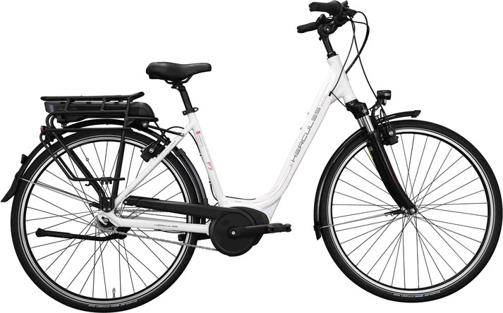 Hercules Robert/a F7 Aktive Plus - City e-Bike - 2019