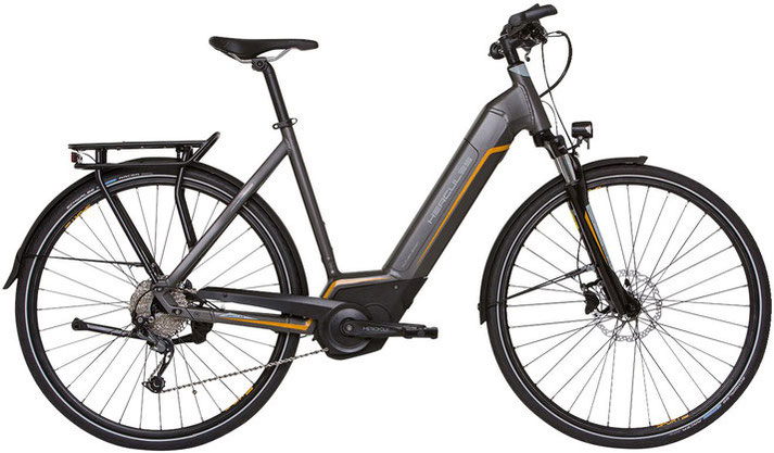 Hercules Edison Pro I Trekking e-Bike - 2019