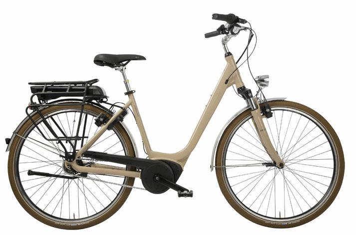 Hercules Urbanico E R8 - City e-Bike - 2019