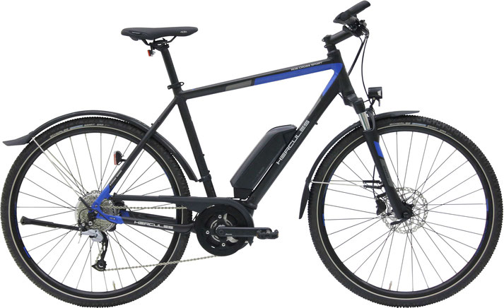 Hercules Rob Cross Sport 8.2 - Cross e-Bike - 2019