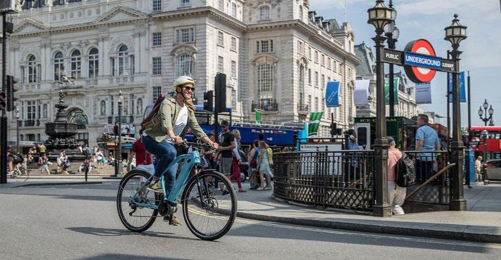 elektronische Schaltungen von Bosch machen Ihre e-Bike Fahrt effizienter