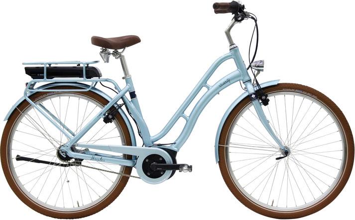Hercules Viverty E R7 - City e-Bike 2019