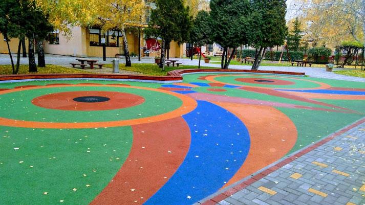 GRUPO PAVIN - Suelos y pavimentos industriales | Pavimentos industriales de caucho