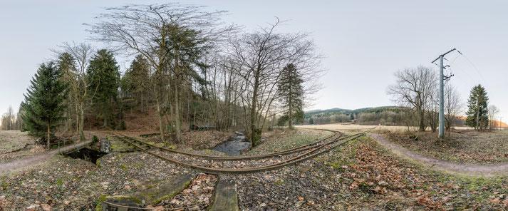 Panorama vom Schortetal, aufgenommen mit der Canon G7X II und dem passenden pocketPANO Nodalpunktadapter