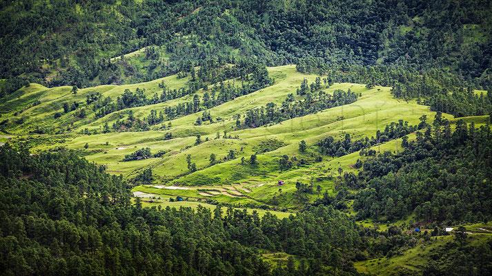 Alrededores de Hakha