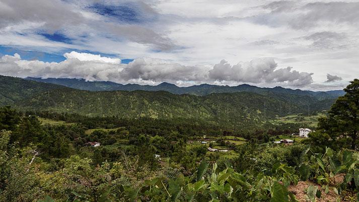 Montañas de Hakha