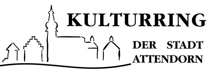 Das Logo des Kulturringes der Hansestadt Attendorn