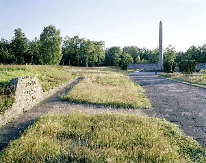 Foto: Klemens Ortmeyer, Gedenkstätte Bergen-Belsen