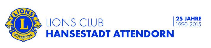 Das Logo des Lions Club Attendorn