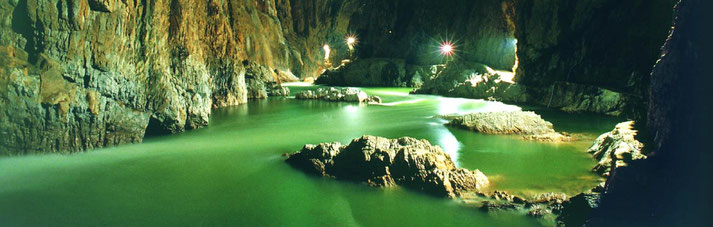 Höhlen von Škocjan
