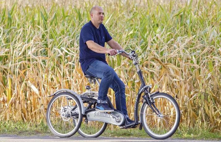 Dreirad für Herren - Dreiräder vom Experten in der Schweiz