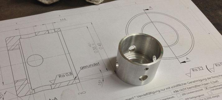 Prototypenbau Einzellanfertigung