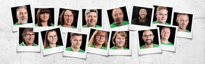 Das Team des Dreirad-Zentrums Tuttlingen