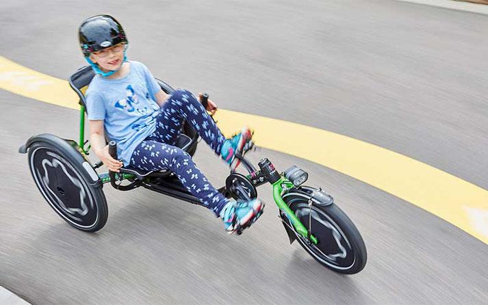 Therapie Dreiräder für Kinder