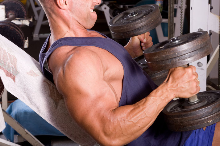 biceps gym workout for muscle mass biceps exercises