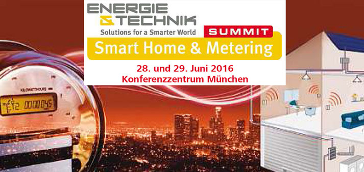 Foto: Groben Ingenieure, Smart Home & Metering Summit 2016