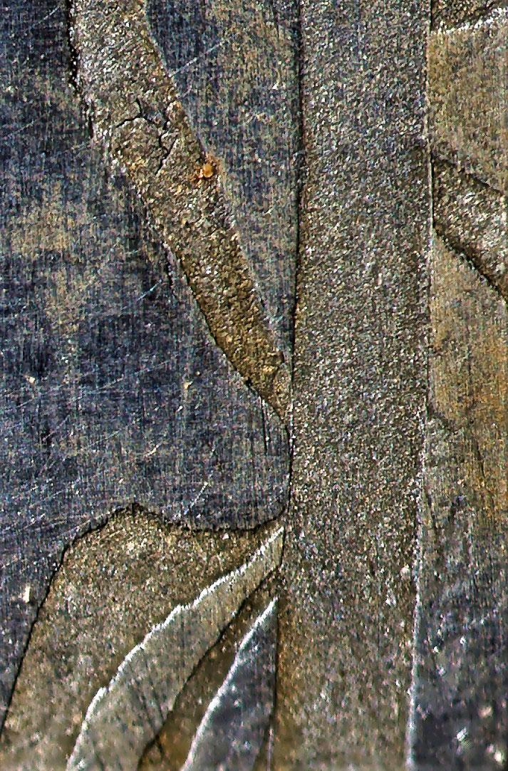 Damast-Messer / Telchinen-Schmiede