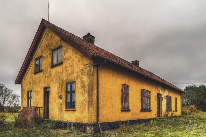 Abandoned Farmhouse in Denmark
