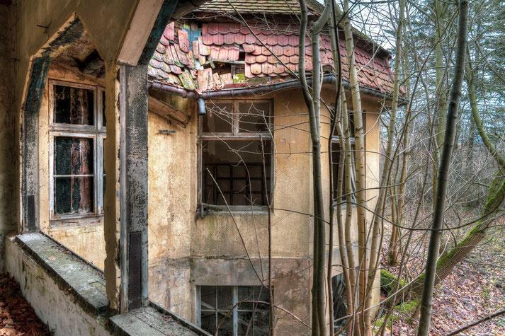 Sanatorium Albrechtshaus