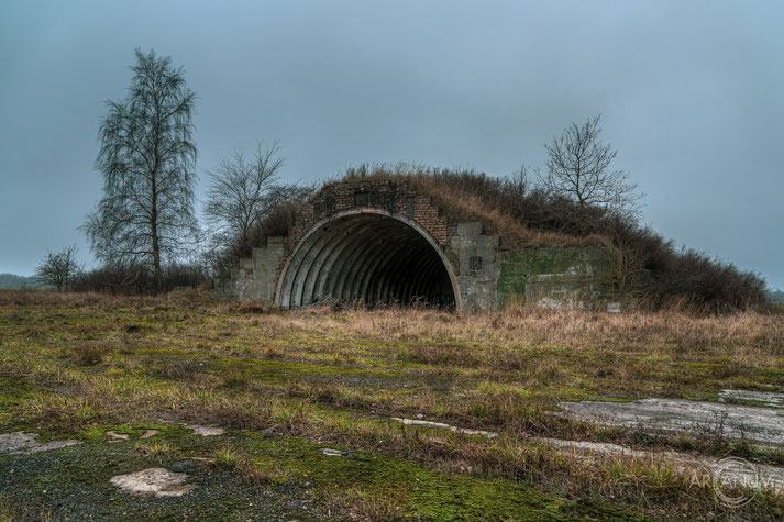 Abandoned Soviet Airfield in Germany