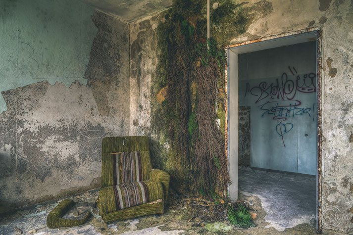 Abandoned Retirement Home in Germany