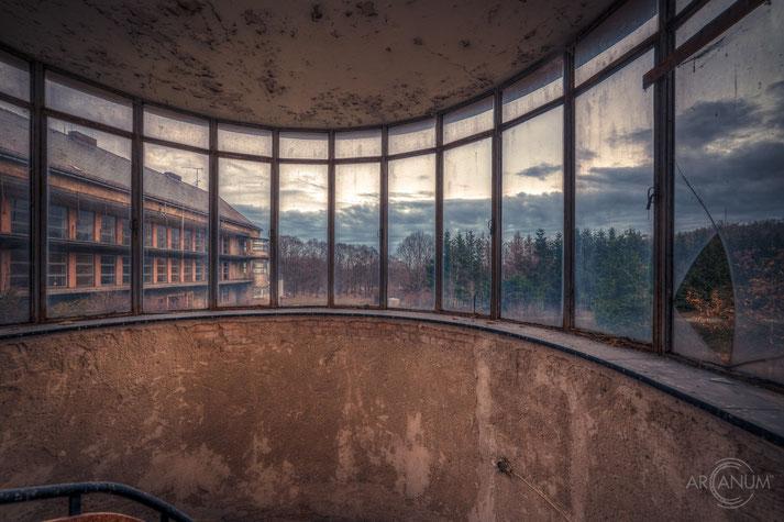 Abandoned Sanatorium in Germany
