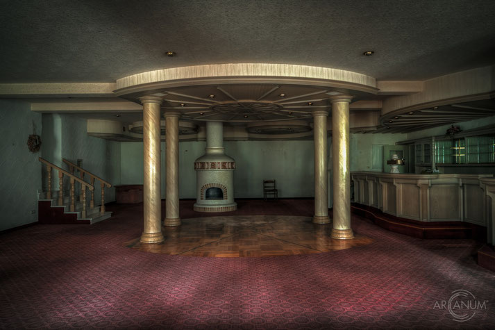 Abandoned Hotel in Germany