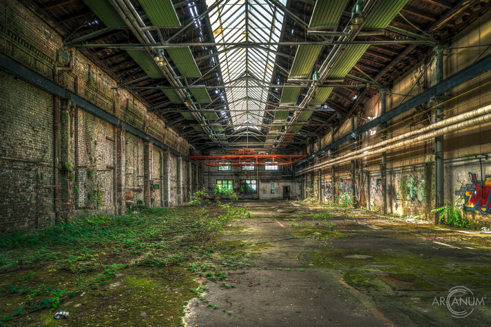 Railway Repair Factory