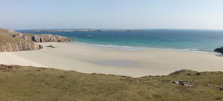 Strand an der Nordküste bei Durness