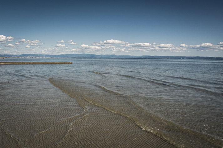 Das Meer von Grado...