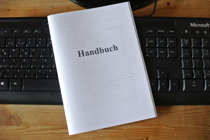 Gute Büroorganisation: Eigenes Handbuch erstellen