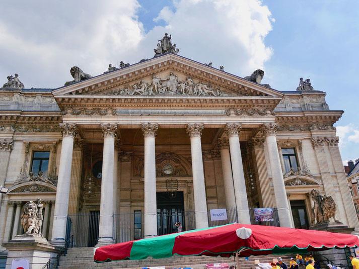 Börse Brüssel Belgien