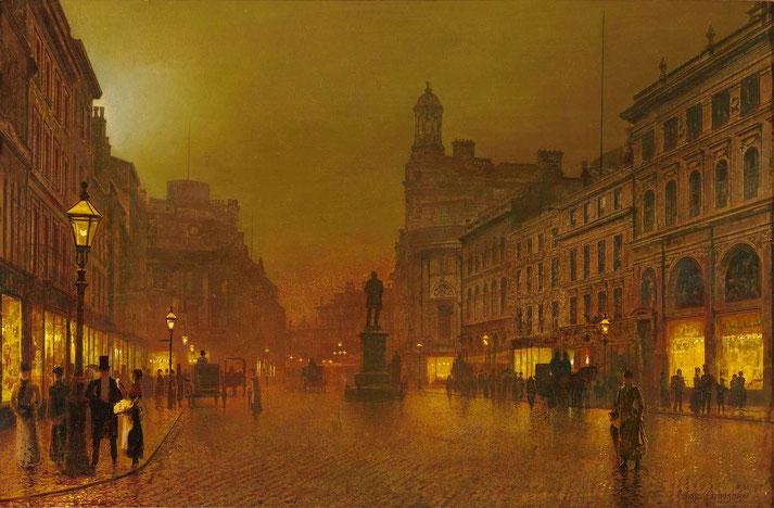 """Grimshaw, """"St. Anne Square"""""""