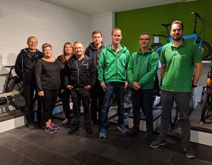 Informationen über die Lastenradförderung bei den Lastenfahrrad Experten in Stuttgart