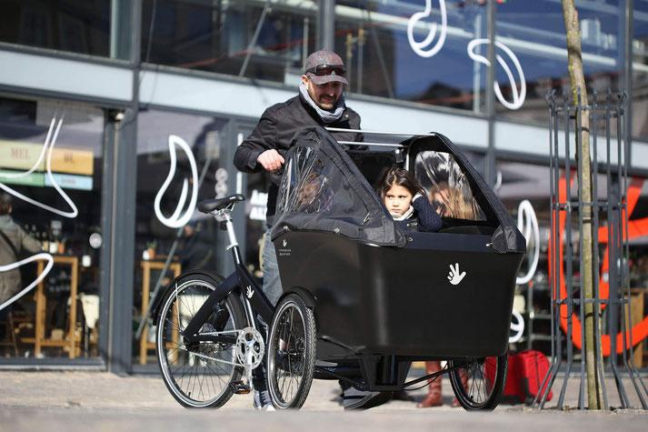 Triobike Boxter E Lasten e-Bike / Cargo e-Bike 2020
