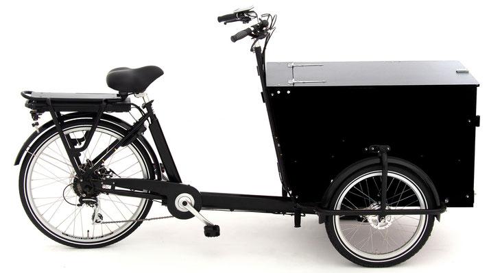 Babboe Pro Trike-E Lastenfahrrad - 2020