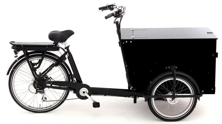 Babboe Pro Trike-E Lastenfahrrad - 2021