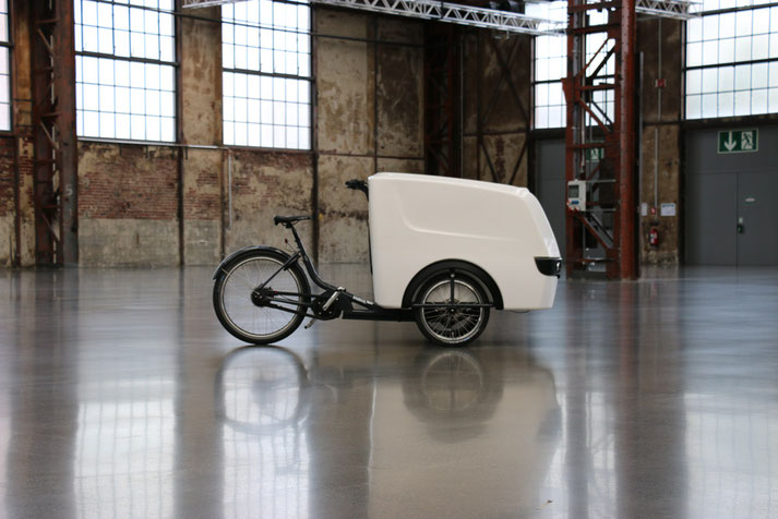 Babboe Pro Trike XL Lastenfahrrad - 2020