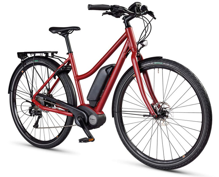 MTB Cycletech Pura Via Luz Lady 25/45 Deore - 2020