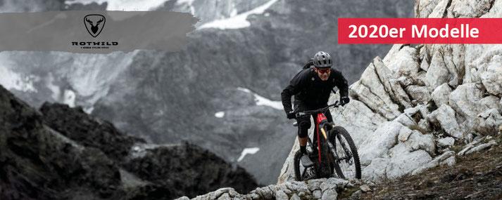Rotwild e-Bikes, e-Mountainbikes, Trekking e-Bikes, Cross e-Bikes 2020