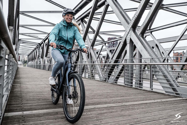 Simplon Kagu Neodrives Trekking e-Bikes 2020